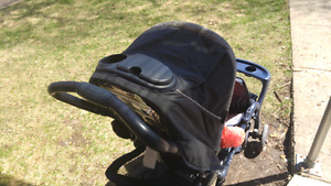 Stroller double