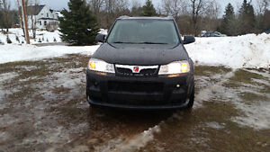 2007 Saturn VUE Red line SUV, Crossover