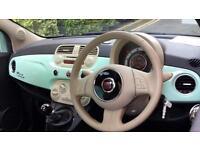 2015 Fiat 500 1.2 Lounge (Start Stop) Manual Petrol Hatchback