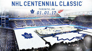 2017 Scotiabank NHL Centennial Classic - 2 Tickets Kingston Kingston Area image 1