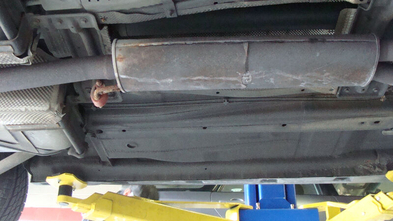 2008 Land Rover Lr2 Exhaust Aftermarket Resonators With Y