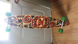 Landyachtz Haida Longboard