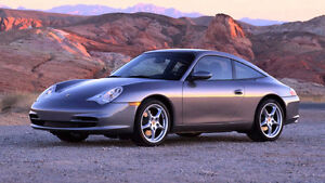 Porsche 911 Coupe (2 door)