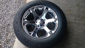 Goodyear Wrangler HP Tires and wheels