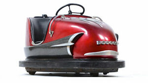 Dodgem Bumper Car converted to 24volt - **Great for car shows**