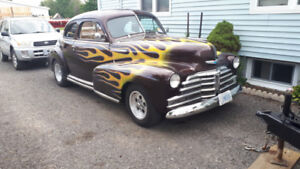 48 Chevy Coupe