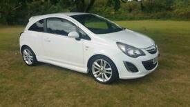 image for 2014 Vauxhall Corsa 1.4 SRi 3dr [AC] HATCHBACK Petrol Manual