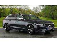 2018 Volvo V90 DIESEL ESTATE 2.0 D4 R DESIGN 5dr Geartronic Auto Estate Diesel A