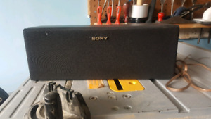 Sony center speaker