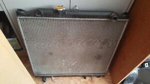 Fits 4Runner 1996-2002, Used OEM Radiator