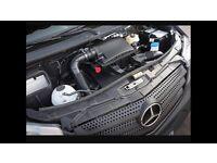 Sprinter engine wanted