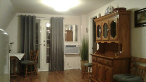 Fully furnished 2nd floor suite