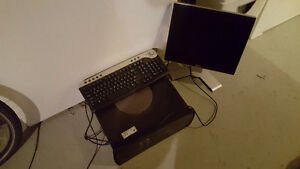 Old desktop with monitor - PRICE REDUCED