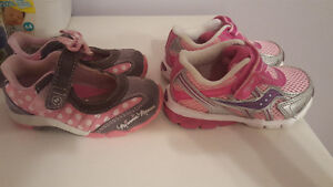 Toddler size 5 sneakers
