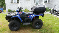 polaris sportsman 700 twin vtt