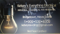 KELSEY'S EVERYTHING ELECTRICAL
