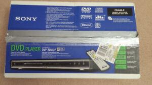 SONY DVD Player in mint shape