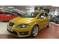 2010 SEAT Leon 2.0 TDI CR FR 5dr NAV, +++ 14 Day Money Back* +++ HATCHBACK Diese