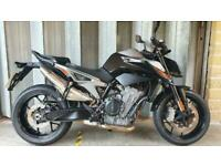 KTM Duke 790, 2019, 2,839 Miles, Immaculate Condition, 1 Owner