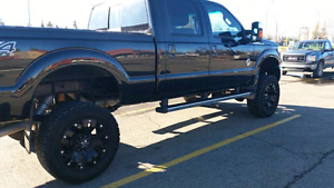 2014 Ford F350 Diesel Lariat Trade for Jeep SRT.
