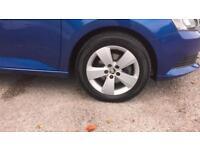 2015 Skoda Fabia 1.0 MPI SE with Rear Park Pilo Manual Petrol Hatchback