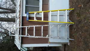 6 and 8' step ladders