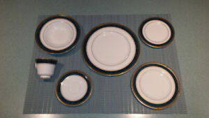 Fine China Dinnerware by Royal Doulton