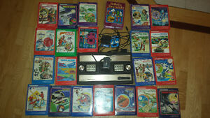 Intelevision game console and 23 games