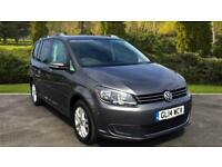 2014 Volkswagen Touran 1.6 TDI 105 BlueMotion Tech SE Manual Diesel Estate