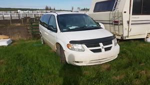 2005 Dodge Grand Caravan Work Van