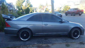 2005 Honda Civic Coupe for $3500