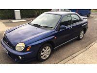 Subaru Impreza 2.0l Gx 4wd
