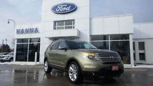 2013 Ford Explorer LIMITED  *