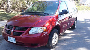 2005 Dodge Grand Caravan STOVE AND GO