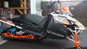 Arctic cat  xf 800 High country