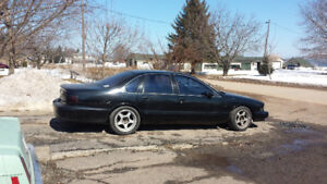 94 impala ss as is where is