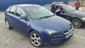2008 Ford Focus 1.8 Zetec Climate PX welcome