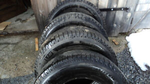 245/70R16 winter Michelin X- ice tires