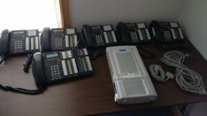 Nortel phone system