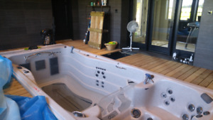 Best priced, Hot Tub and Swim Spa winterization and repairs.