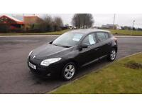 2010 RENAULT MEGANE 1.5 EXPRESSION DCI,ELECTRNDOWS,AIR CON,VERY CLEAN £30 R/TAX