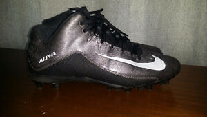 Nike Alpha Strike 2 Football Cleats-Size 11