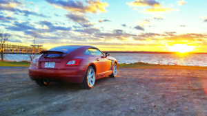 Chrysler crossfire limited