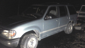1998 ford explorer best offer.