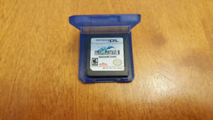 Final Fantasy III Game for Nintendo DS