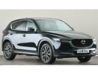 2018 Mazda CX-5 2.2d Sport Nav 5dr SUV diesel Manual