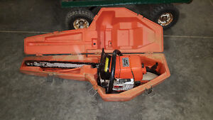 Stihl 028 Chainsaw With Pro Case