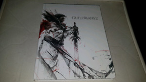 Guild Wars 2 Hardcover strategy guide