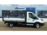 2017 Ford TRANSIT CHASSIS CAB Transit 350 L2 Diesel Rwd 2.0 TDCi 130ps Chassis C