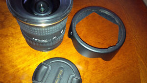 Perfect Tokina Lens  - for sale !